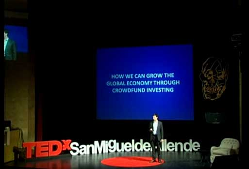 Jason Best at TEDx